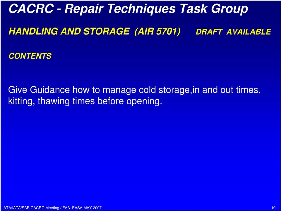 manage cold storage,in and out times,