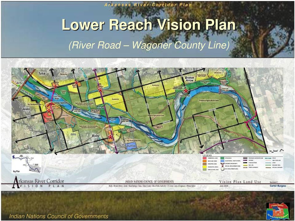 Plan (River Road Wagoner County
