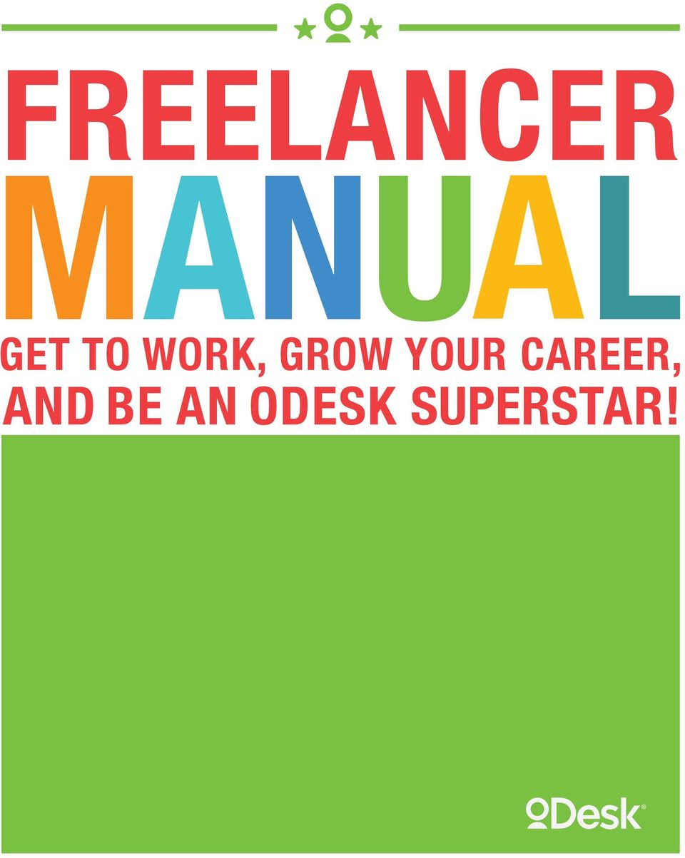 CAREER, AND BE AN ODESK