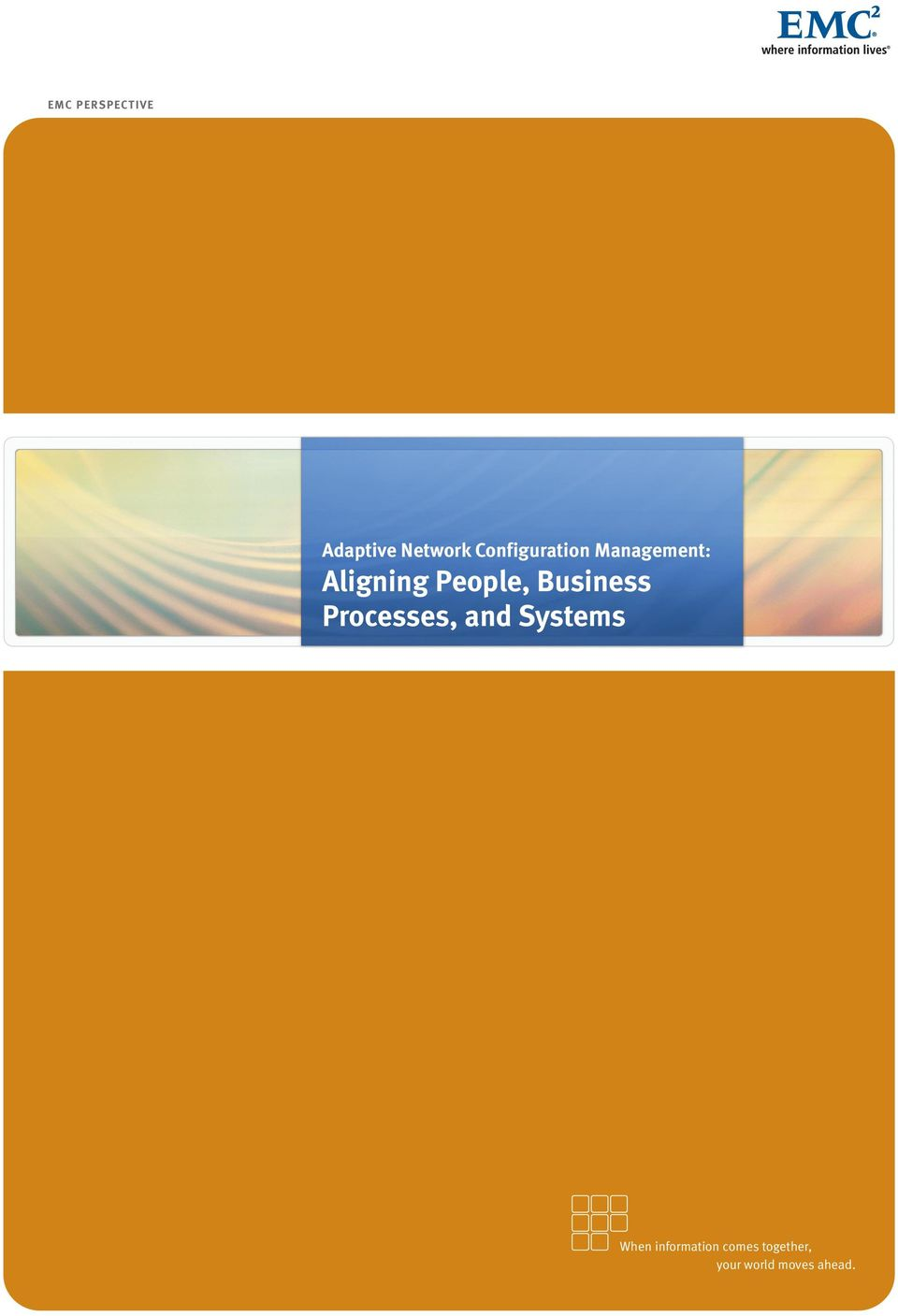 People, Business Processes, Systems