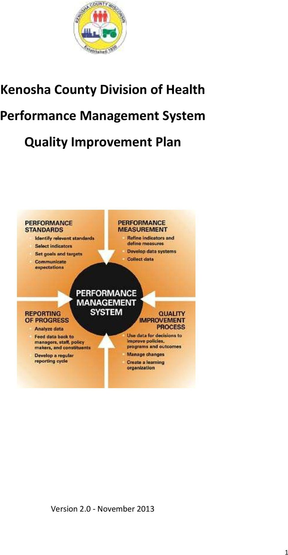 System Quality Improvement