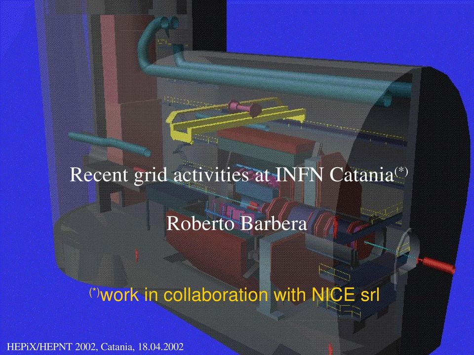 workincollaborationwithnicesrl (*)
