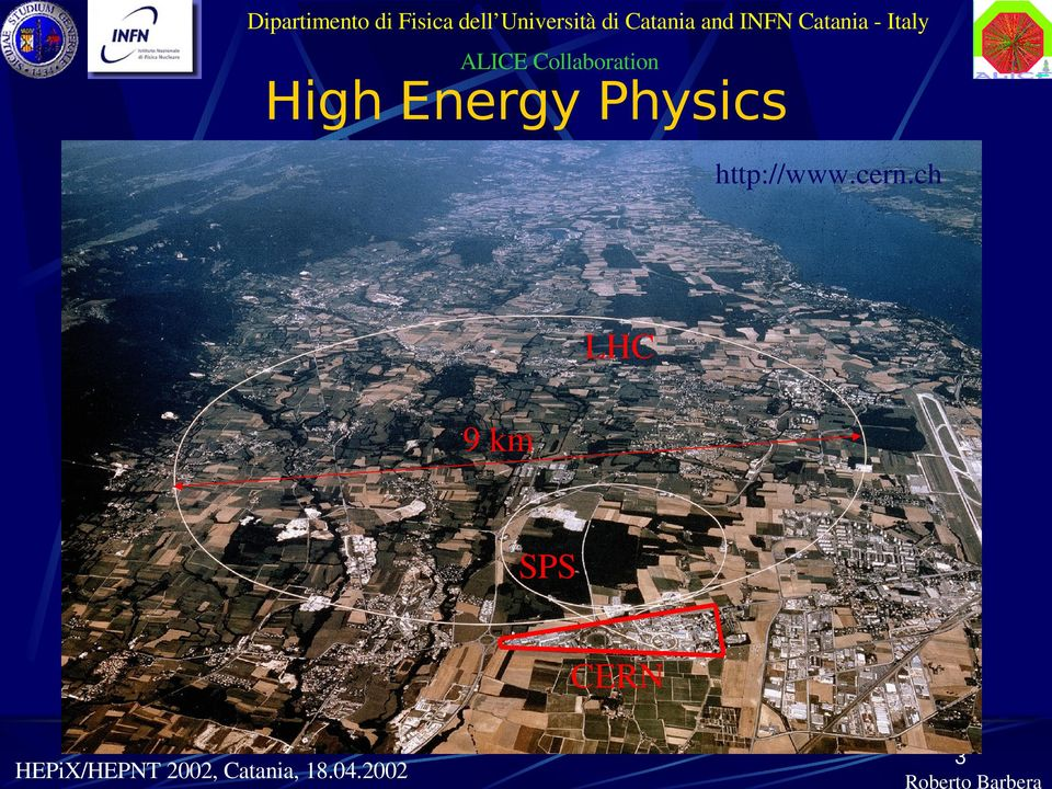 ALICECollaboration High Energy Physics