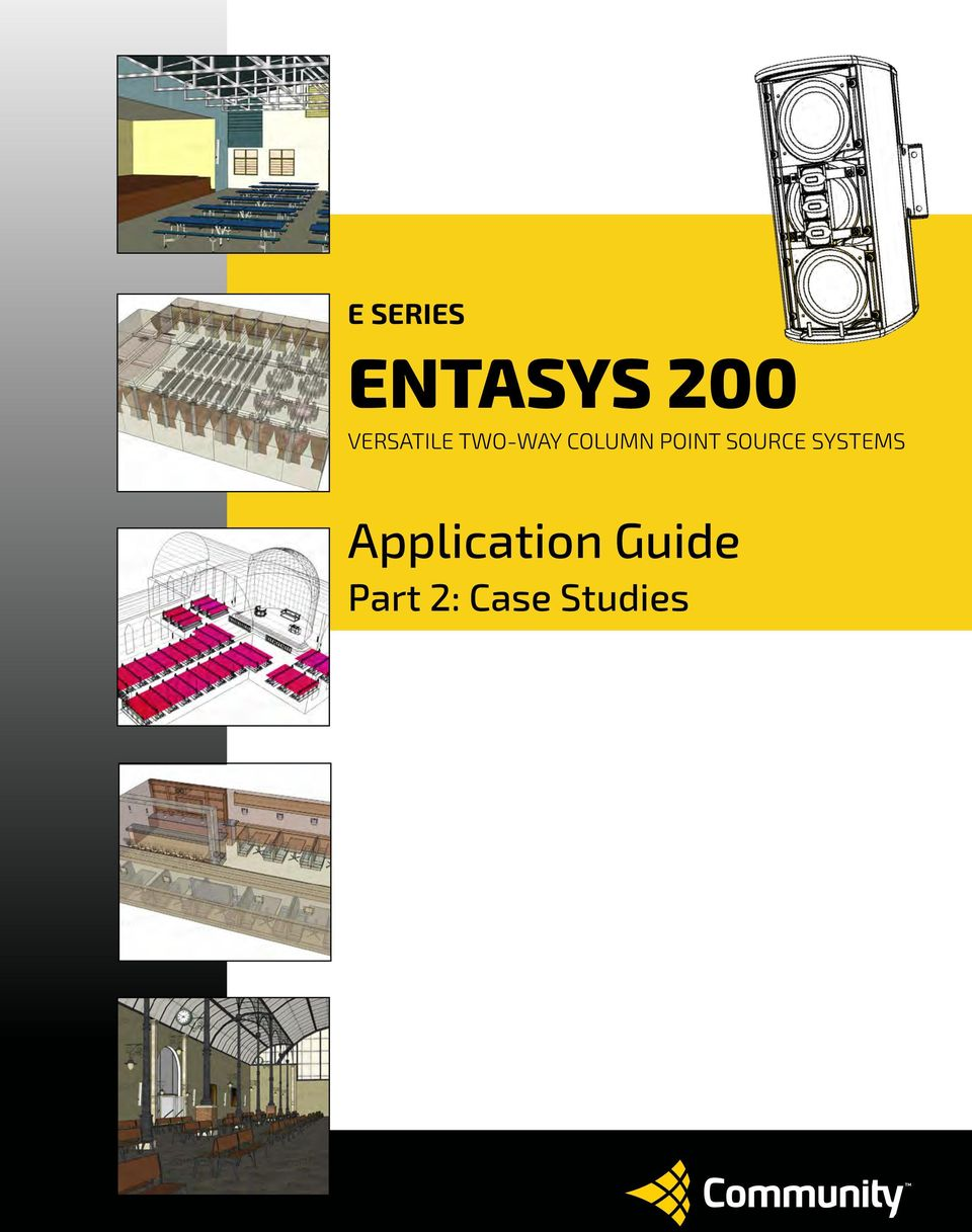 SYSTEMS Application Guide Part