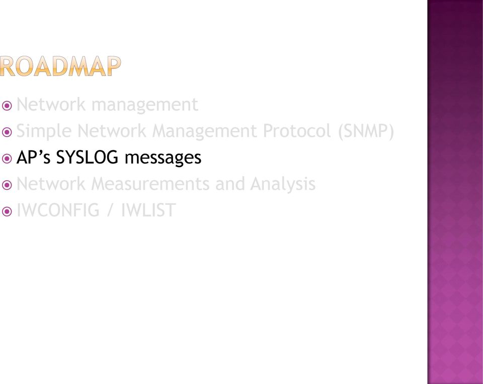 SYSLOG messages Network