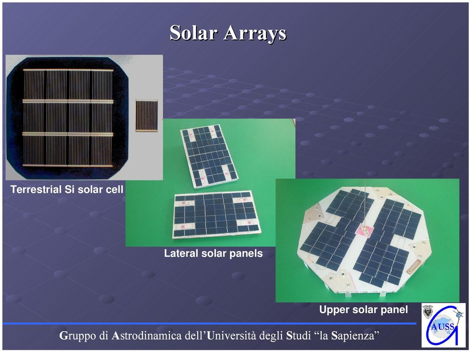 solar cell Lateral