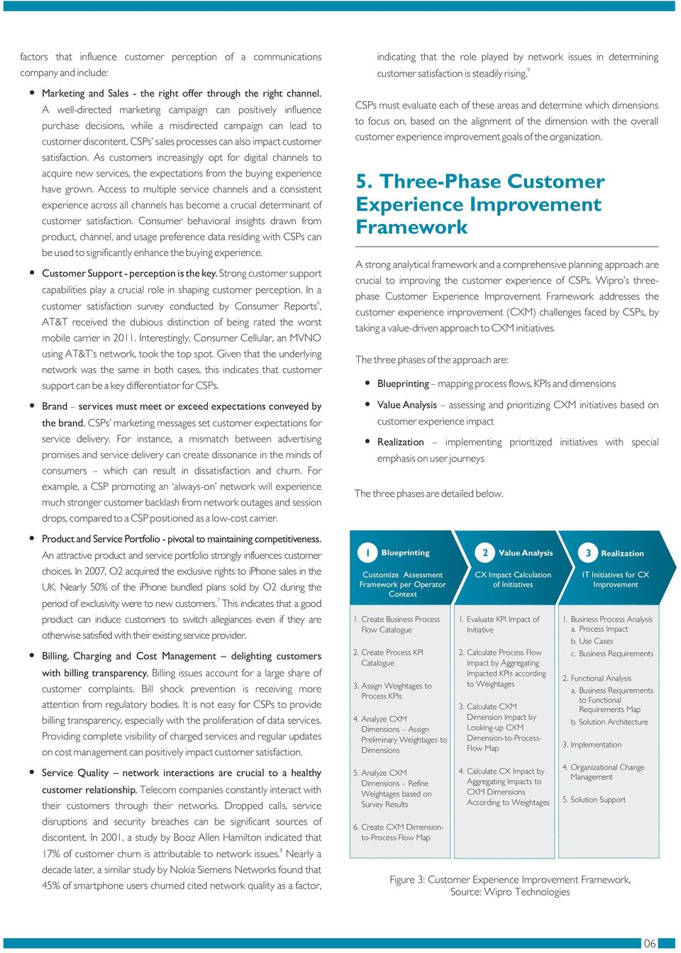 CSPs sales processes can also impact customer satisfaction. As customers increasingly opt for digital channels to acquire new services, the expectations from the buying experience have grown.