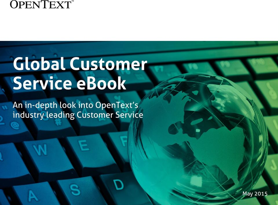 into OpenText s industry