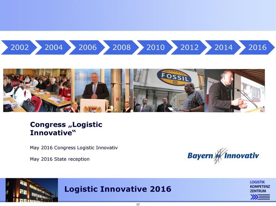 Congress Logistic Innovativ May 2016