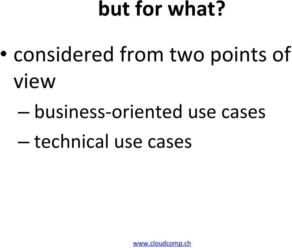 points of view business-