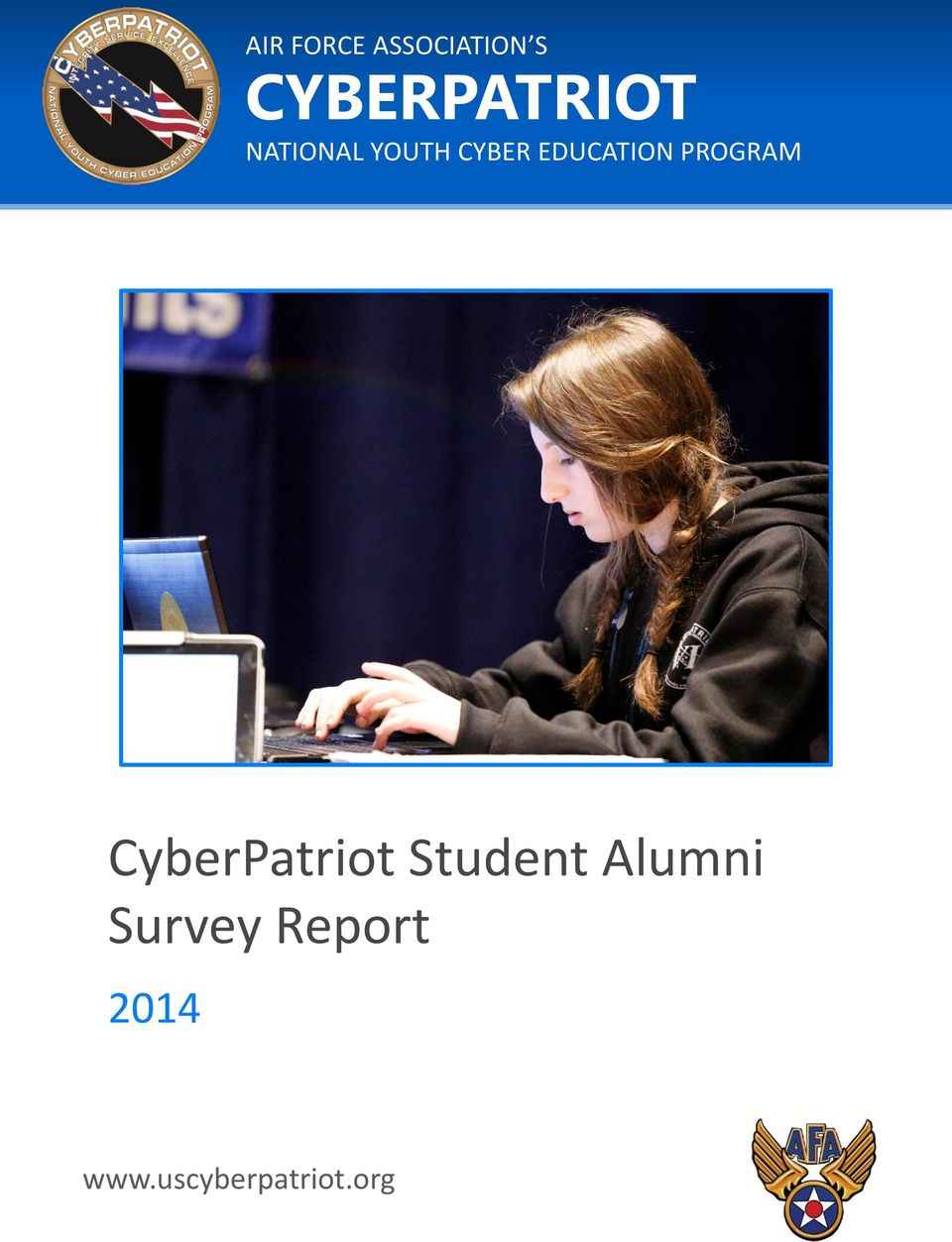 PROGRAM CyberPatriot Student Alumni