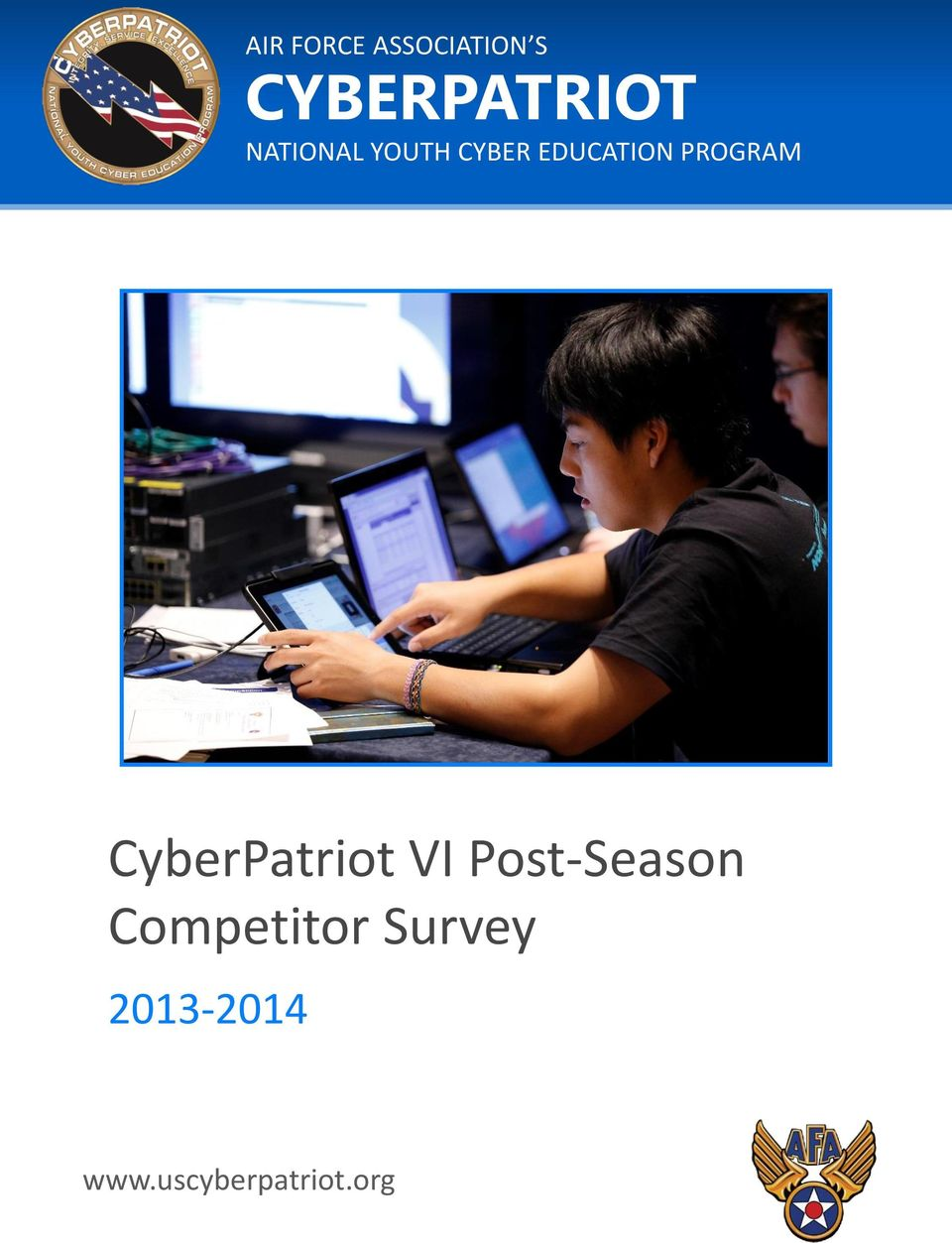 CyberPatriot VI Post-Season Competitor