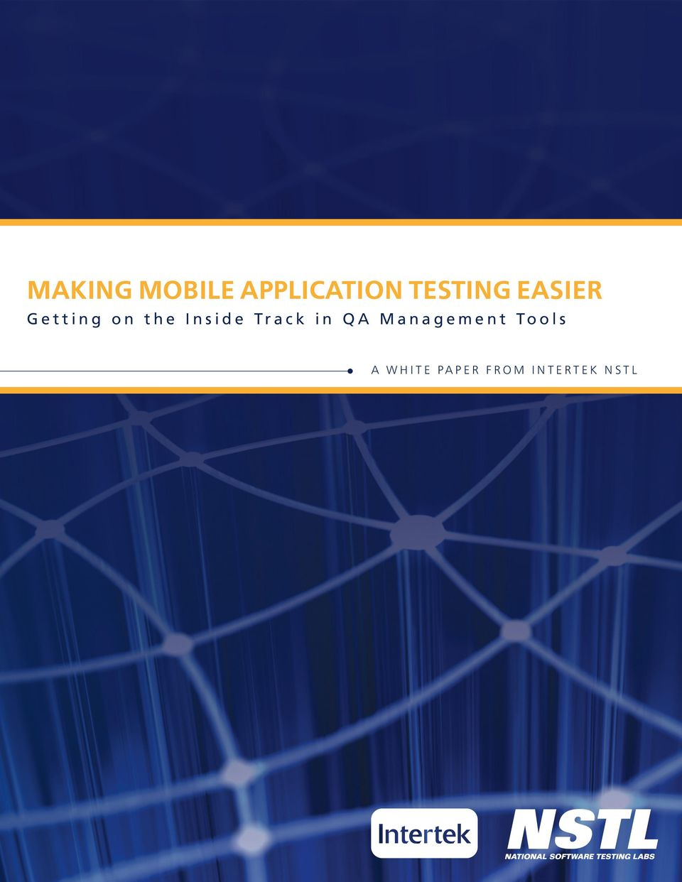Inside Track in QA Management