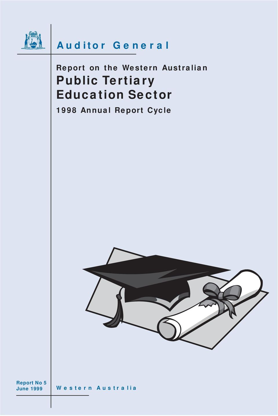 Education Sector 1998 Annual Report