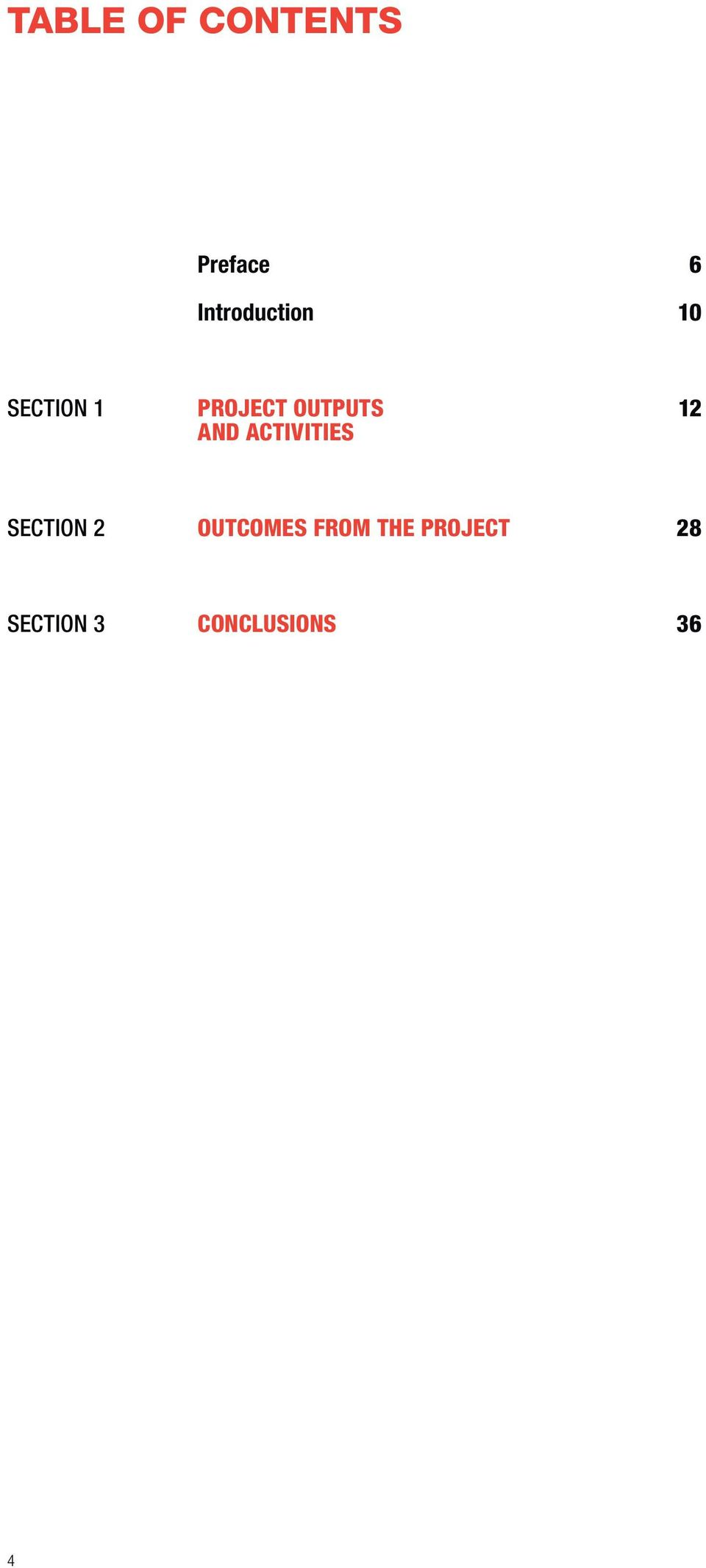 ACTIVITIES 12 SECTION 2 OUTCOMES FROM