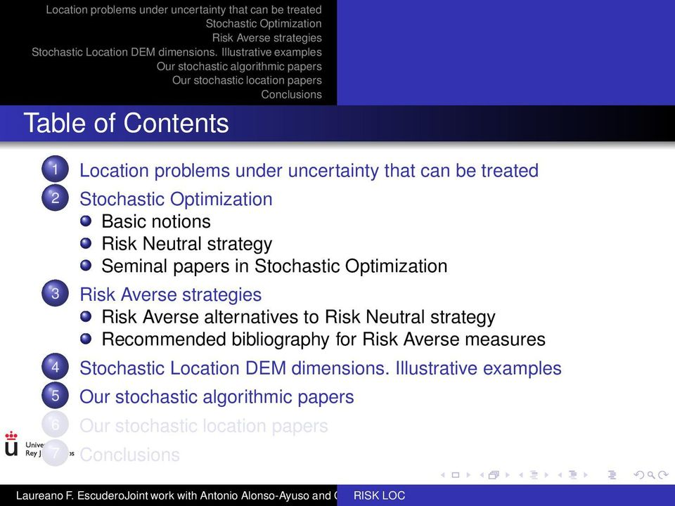 papers in 3 Risk Averse alternatives to Risk Neutral