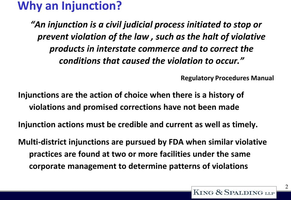 to correct the conditions that caused the violation to occur.