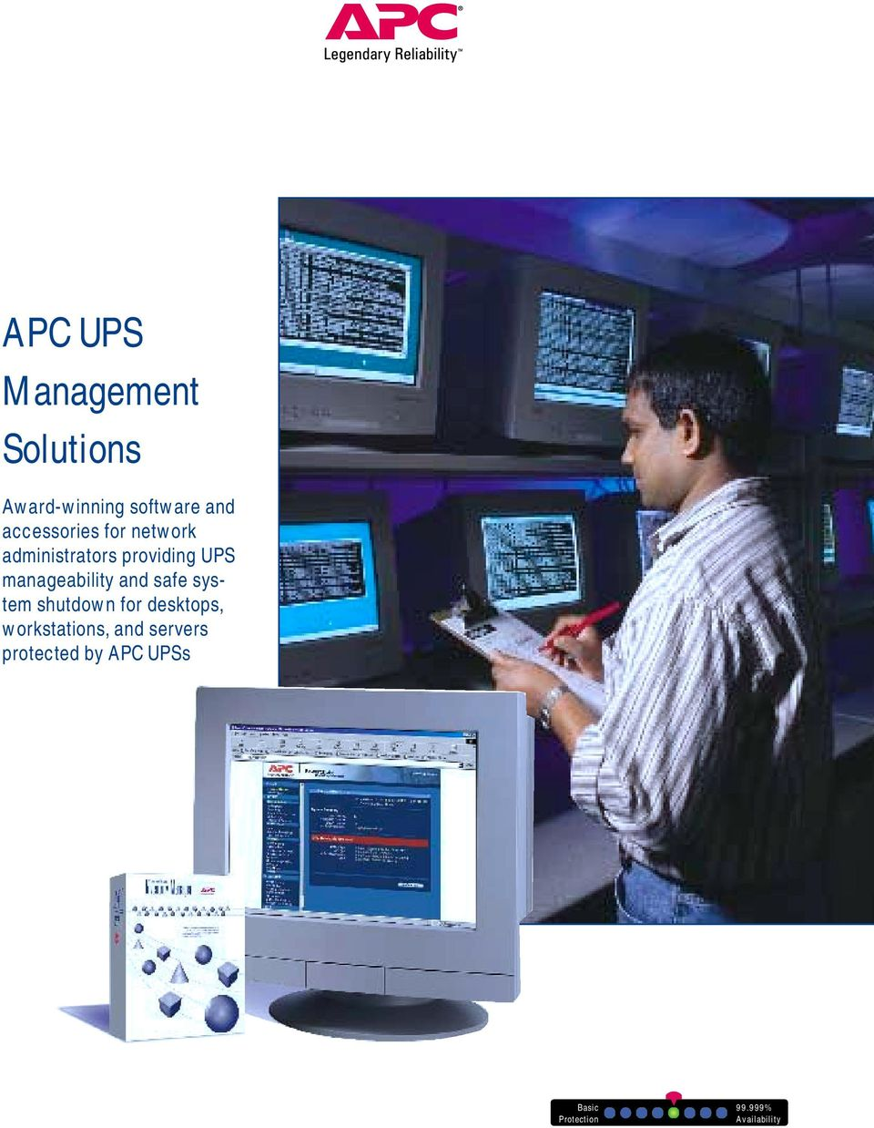 manageability and safe system shutdown for desktops,