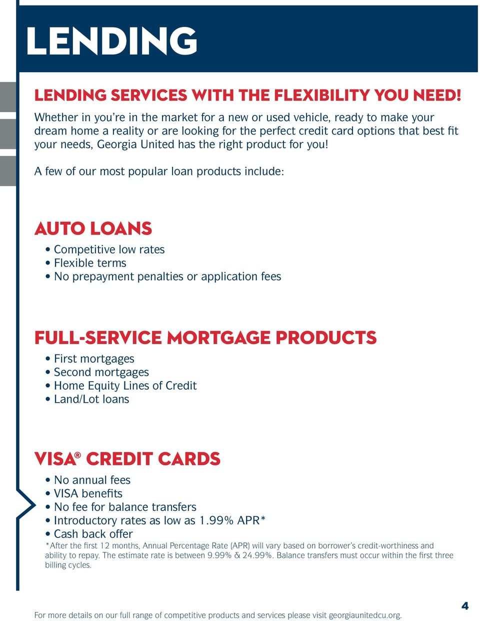 Courtesy Pay to protect your payments from insufficient dream funds, access home a to reality VISA or Debit are looking Cards, E-Statements the perfect and credit free card direct options deposit.