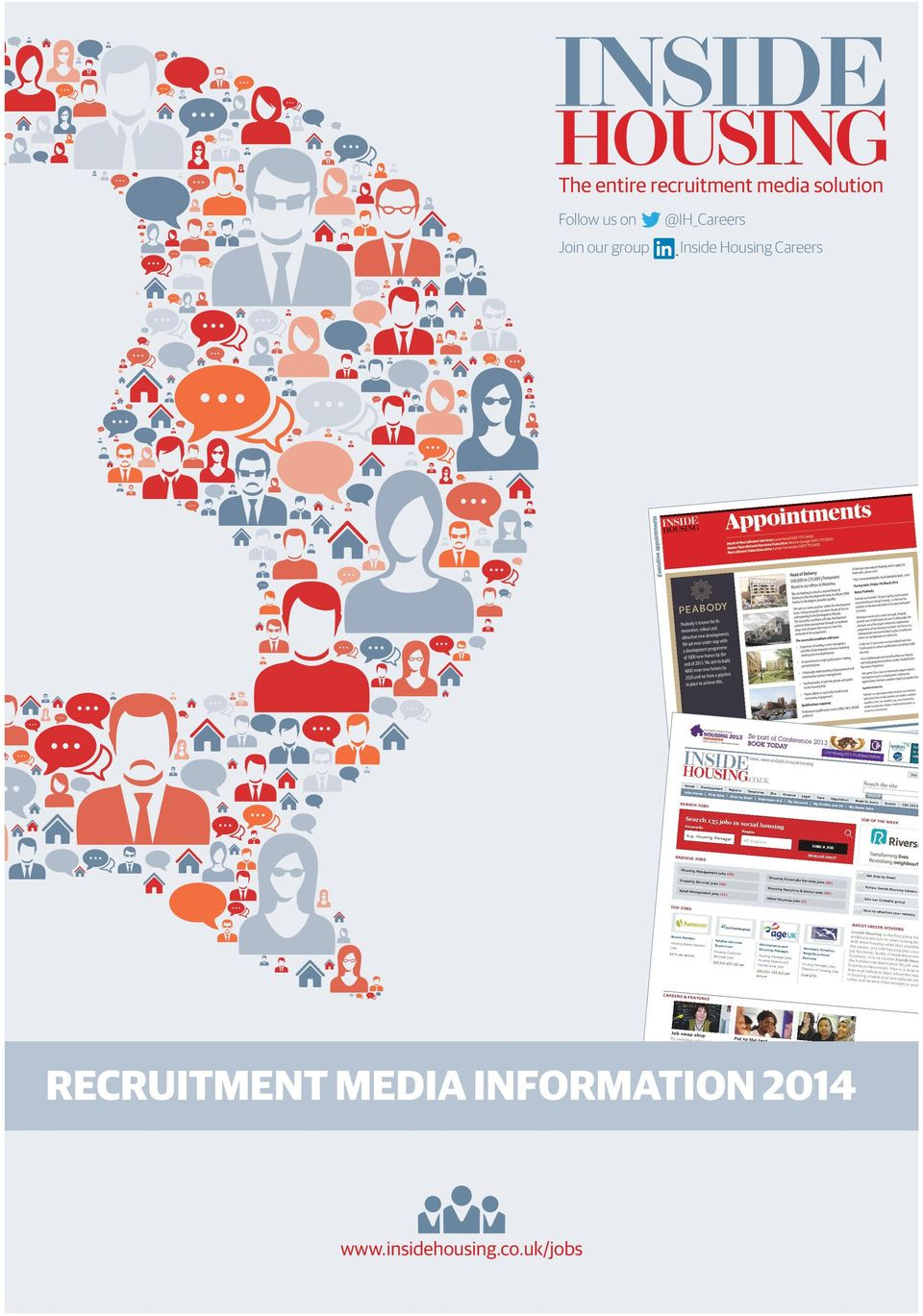 Inside Housing Careers RECRUITMENT MEDIA