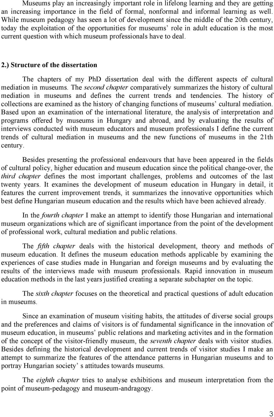 Statement Of Purpose For Phd In Management Sciences