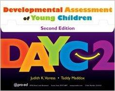 DAYC-2 Developmental Assessment of Young Children 2 nd