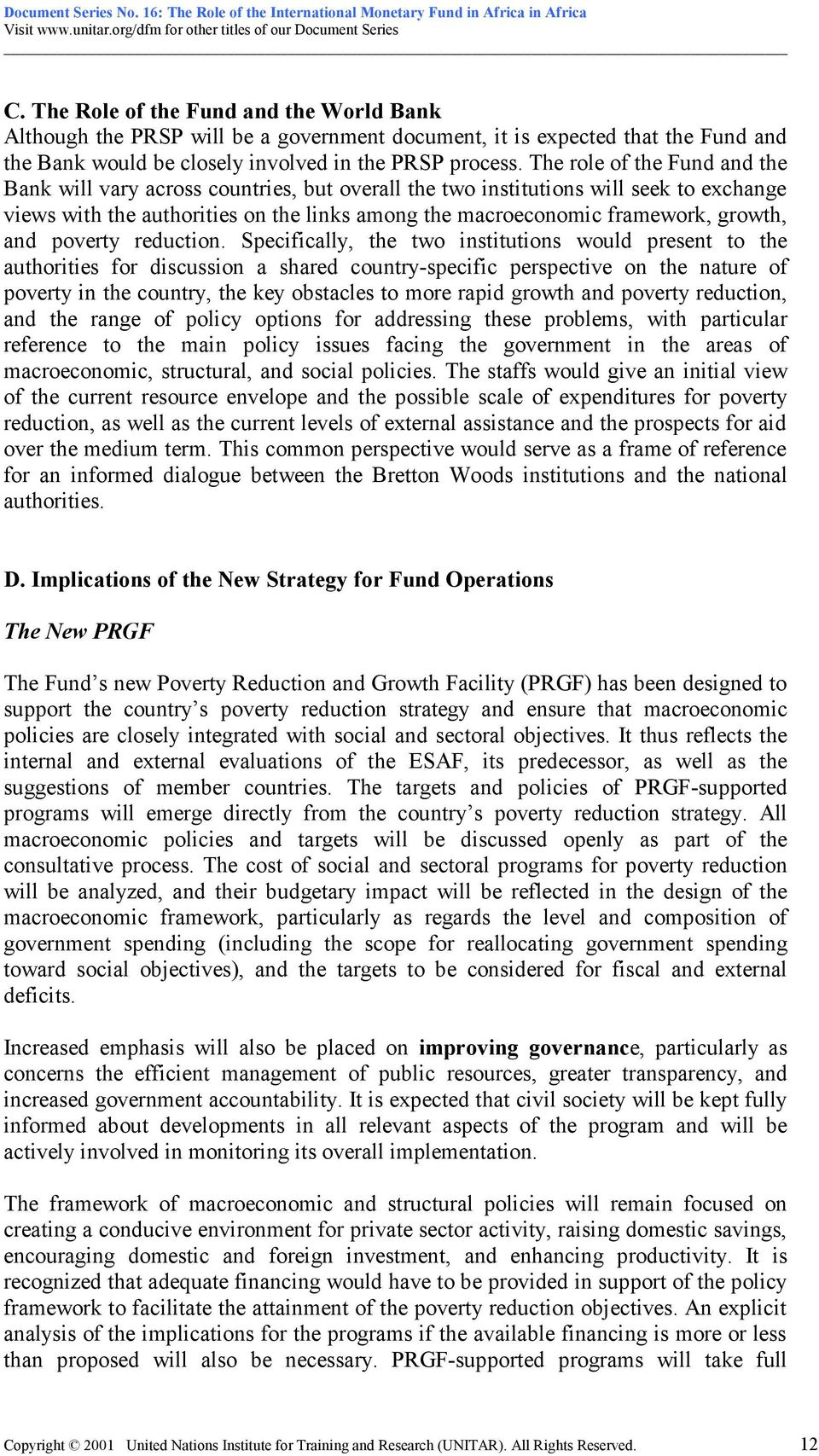 the vision and strategic framework of the international monetary fund The 2013/17 national treasury strategic plan (update)  vision and mission  statement - 4 | updated situational analysis - 5, service delivery environment - 5 ,  including the group of 20, the international monetary fund and the world  bank.