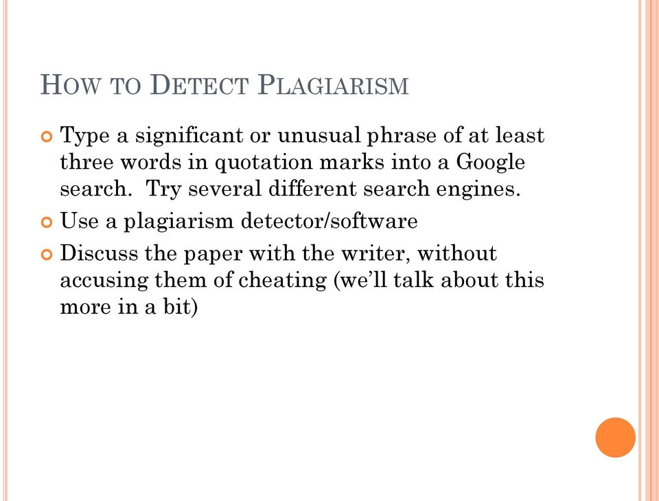 Different issues regarding plagiarism essay