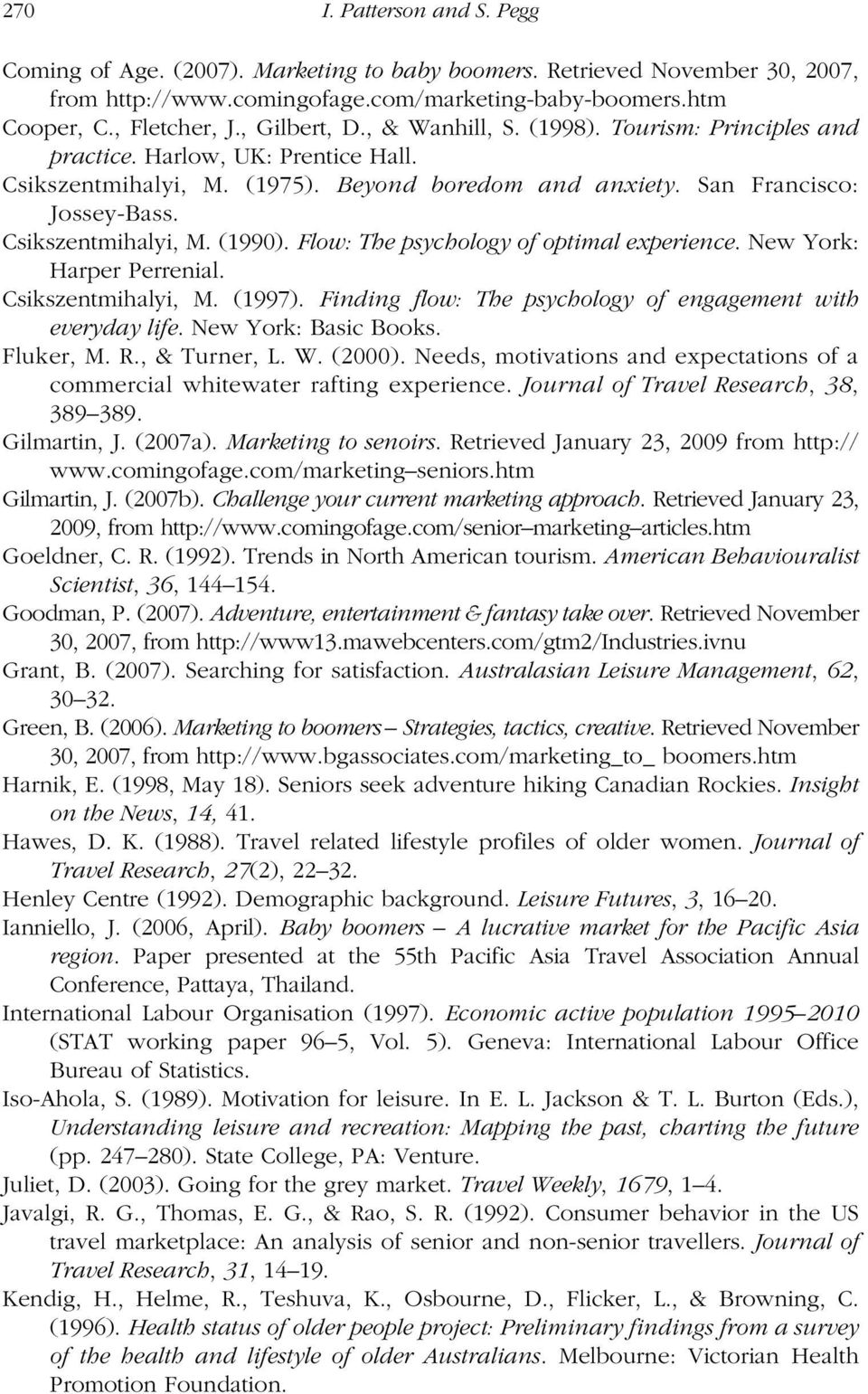 journal of travel and tourism marketing pdf
