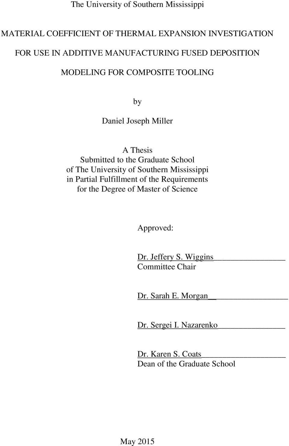 a thesis submitted in partial fulfillment of the requirements for the degree of doctor of philosophy Manual for the preparation of thesis   doctor of philosophy   in partial fulfillment of the requirements  for the degree of .