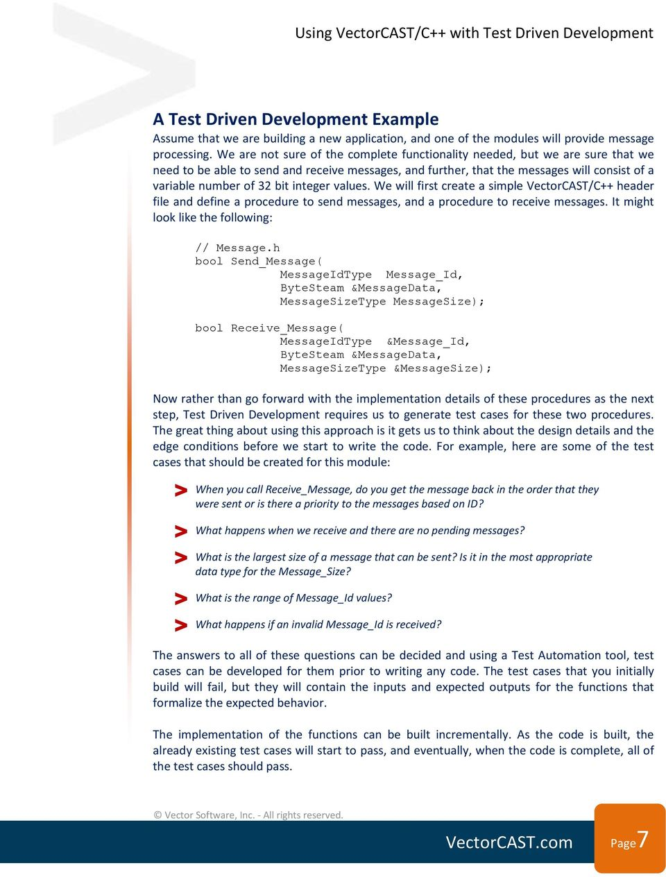 test driven development by example pdf c