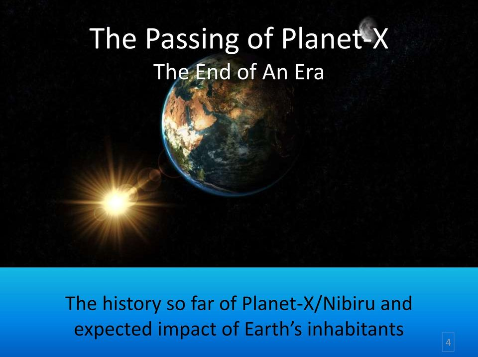 planet x passing earth -#main