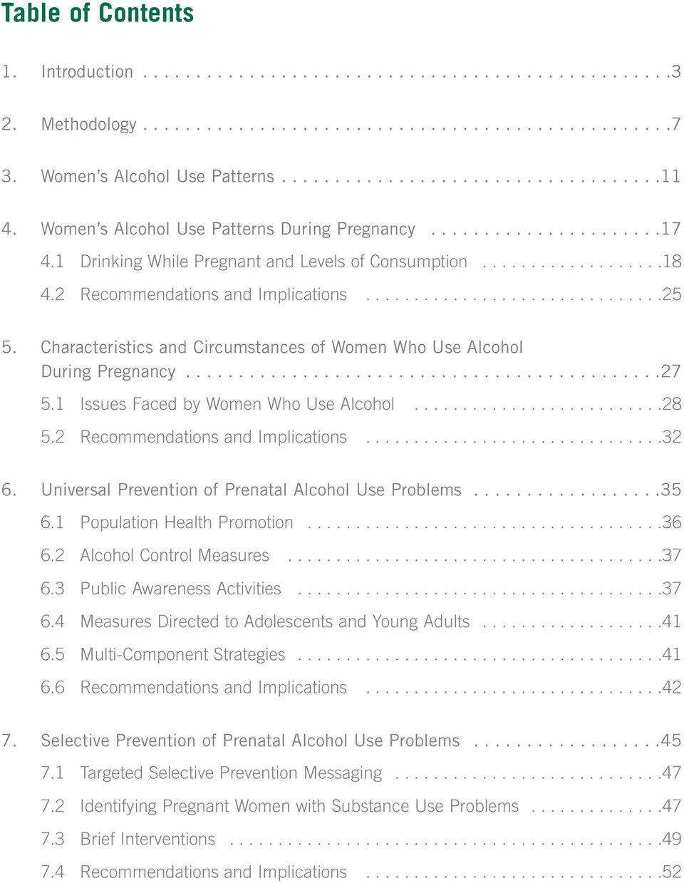 an introduction to the issue of young adults and alcohol Substance abuse among aging adults: a literature substance abuse among aging adults and findings on treatment approaches work with older adults 1 introduction.