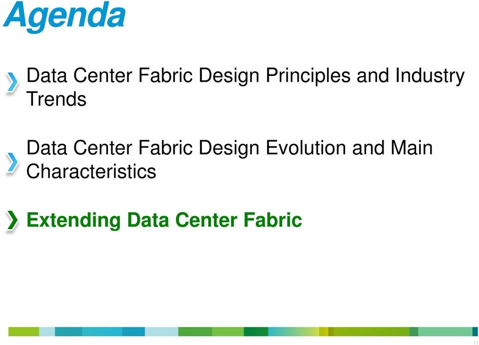 Center Fabric Design Evolution and