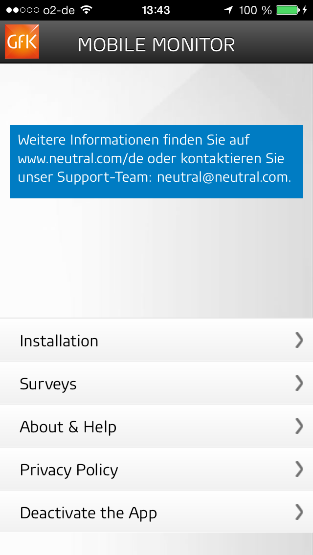 page: About the app: Help with Wi-Fi