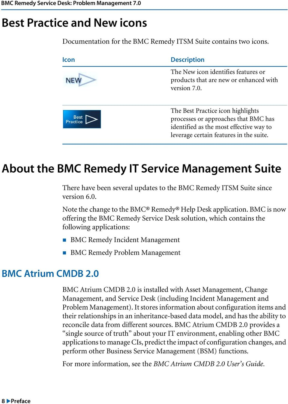 Bmc Remedy It Service Management 7.0 Configuration Guide