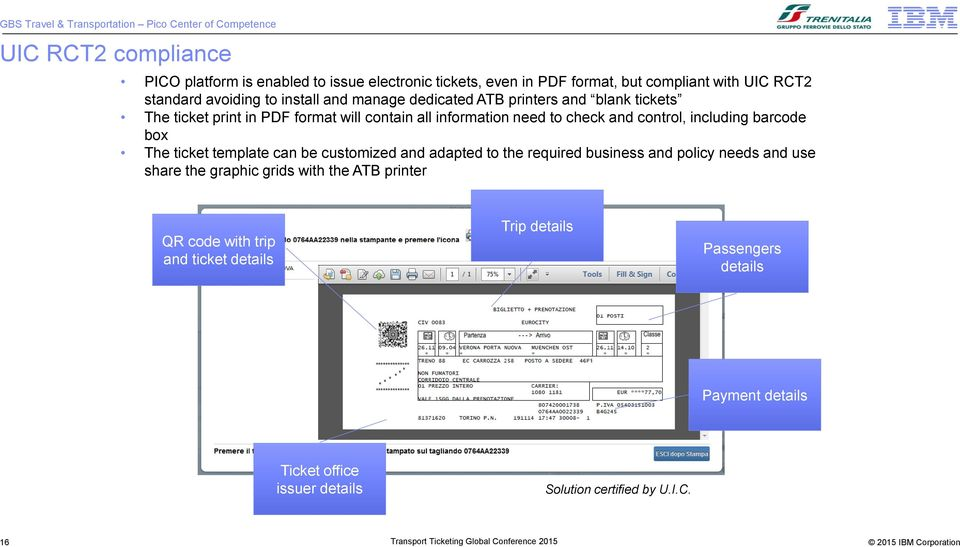 barcode box The ticket template can be customized and adapted to the required business and policy needs and use share the graphic grids with the ATB