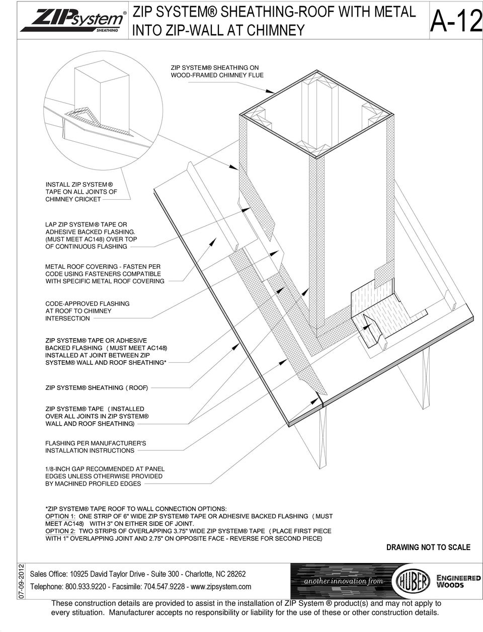 roof flashing installation instructions