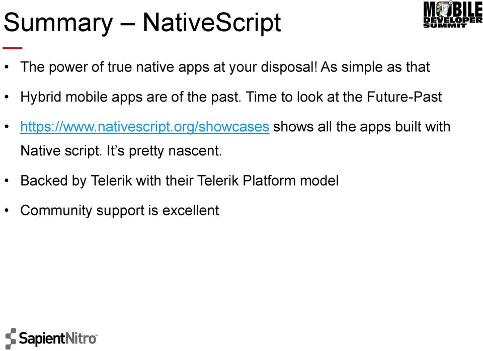 Time to look at the Future-Past https://www.nativescript.