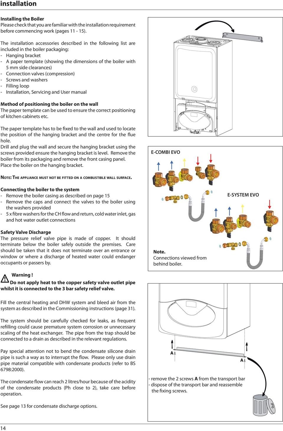Awesome unvented system boiler elaboration wiring diagram ideas colorful unvented hot water cylinder installation diagram pattern asfbconference2016 Images