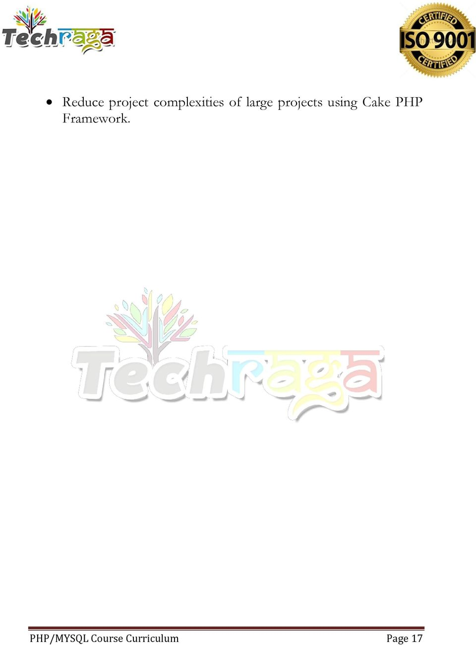 projects using Cake PHP