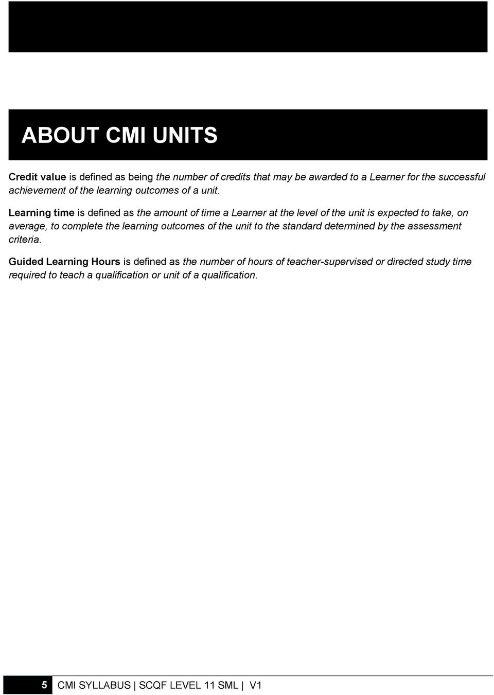 cmi unit 7013 being a strategic leader Strategic management & leadership   15 unit 7013 being a strategic leader 16 unit 7014 strategic leadership practice 17 2 cmi june 08 strategic management and.