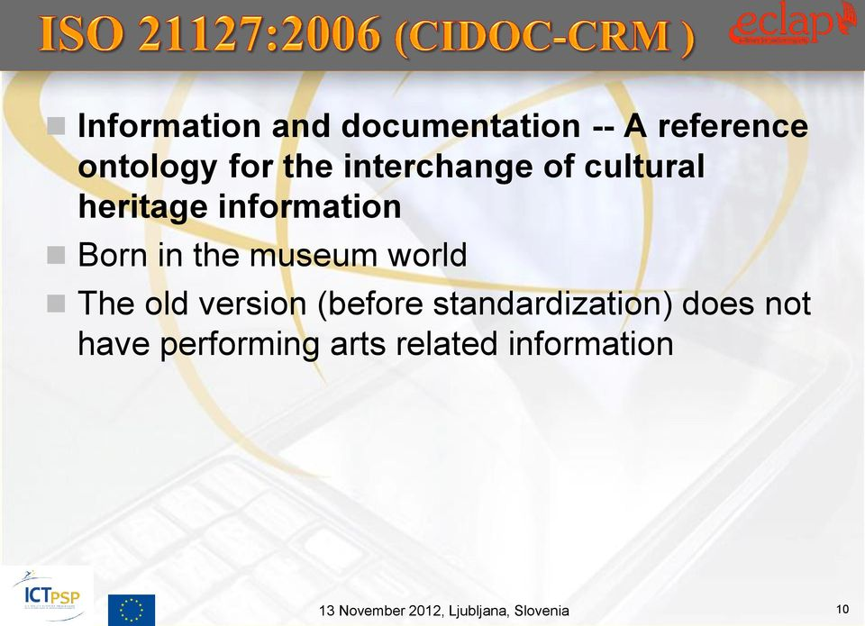 world The old version (before standardization) does not have