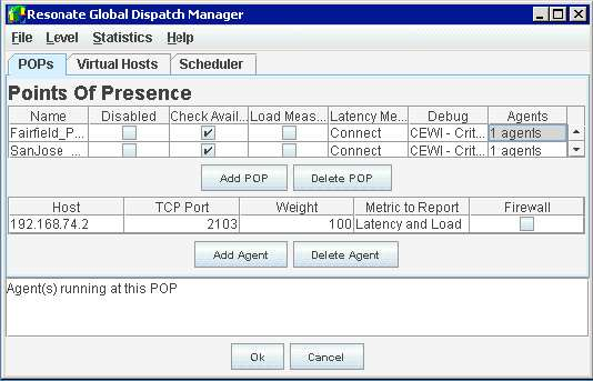 Global Dispatch Manager Easy configuration and management Global Dispatch Manager Easy configuration and management Global Dispatch Manager (See Figure 8: Easy configuration with Global Dispatch