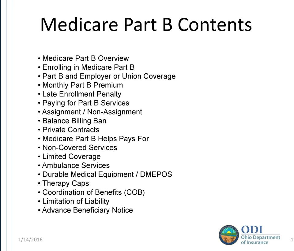 how to pay for medicare part b