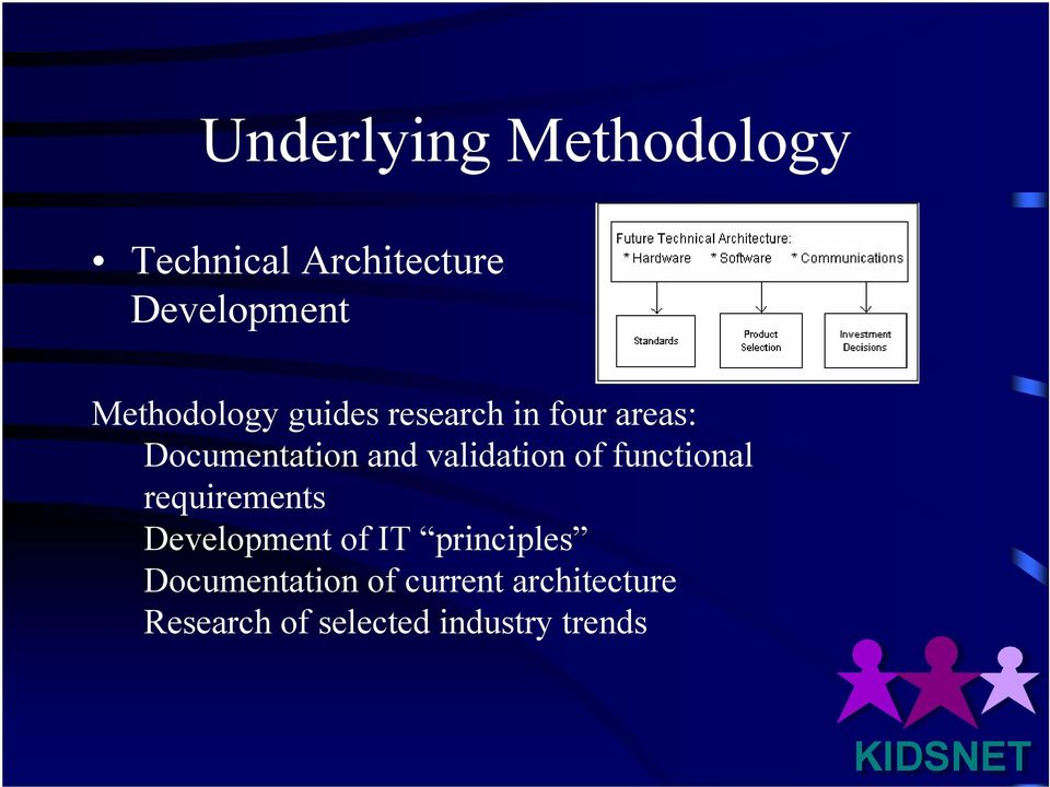 research methodology functional area