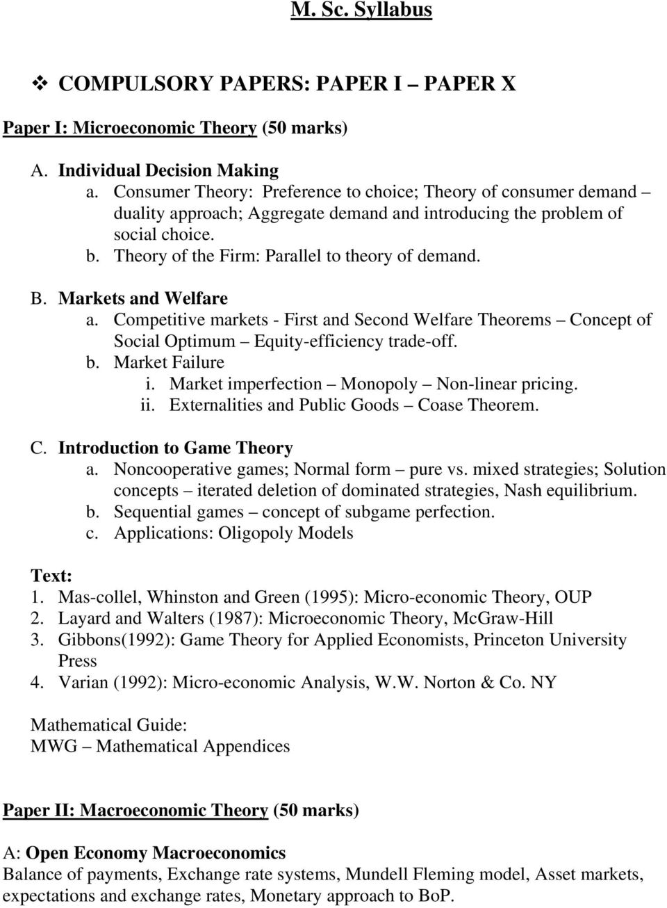 an analysis of models of oligopoly in an economy Application of game theory for duopoly market analysis  oligopoly models are the ones that attract the  oligopoly markets in modern economy.