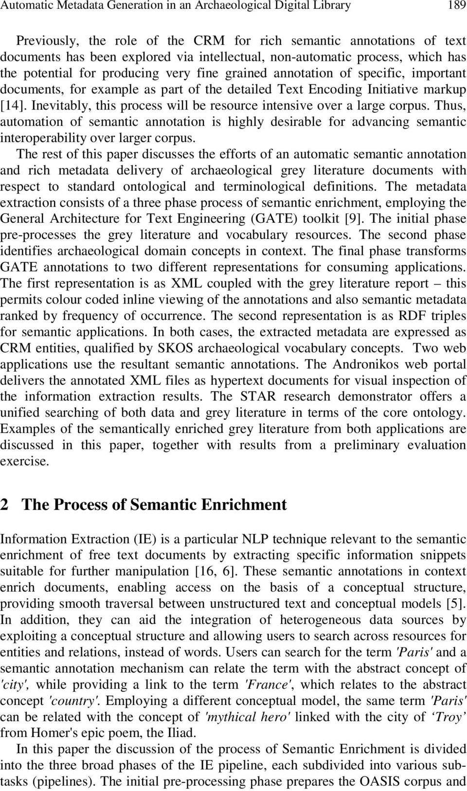 dissertation semantic web Meaning for the masses: theory and applications for semantic web and semantic email systems luke k mcdowell a dissertation submitted in partial ful llment.