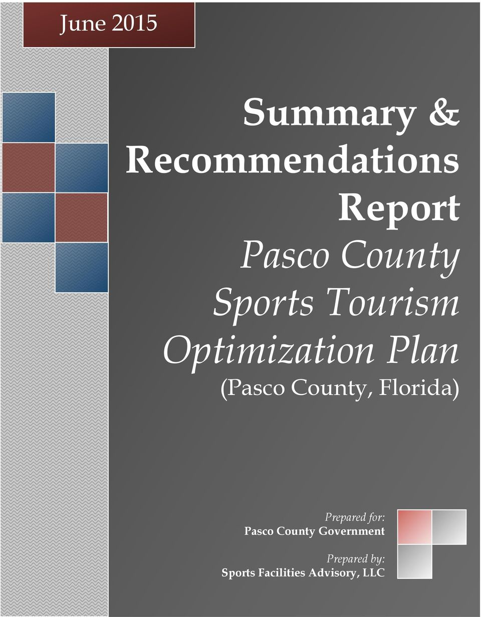 analysis of sports tourism Tourism industries - economic analysis provide monthly and quarterly indices for a subset of tourism industries for the analysis in this sports and.