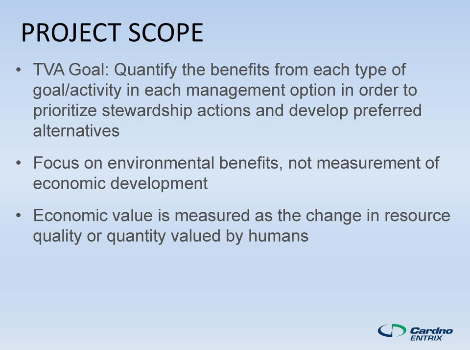 sustainable development for the benefit of Taking into consideration the definitions of project sustainable development as a holistic management approach and the various definitions of benefit, this study defines project sd benefit as the outcome of change that produces positive increments in value, as perceived by the project owner and broad group of stakeholders, regarding the.